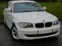 2009 BMW 1 SERIES 2.0 116I SPORT 5d 121 BHP £6995.00