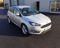 USED 2015 15 FORD FOCUS 1.5 TDCI ZETEC 120 BHP THIS VEHICLE IS AT SITE 1 - TO VIEW CALL US ON 01903 892224