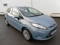 2010 FORD FIESTA 1.2 EDGE 5d 81 BHP £4795.00