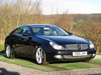 USED 2010 10 MERCEDES-BENZ CLS CLASS 3.0 CLS350 CDI GRAND EDITION 4d AUTO 272 BHP