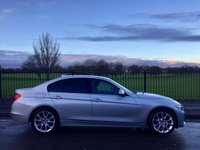 2014 BMW 3 SERIES 2.0 320D LUXURY 4d 184 BHP £11995.00