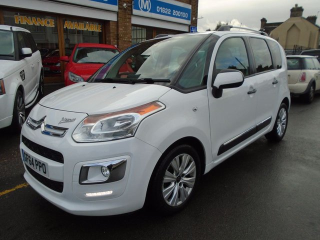 2014 64 CITROEN C3 PICASSO 1.6 PICASSO EXCLUSIVE HDI 5d 91 BHP