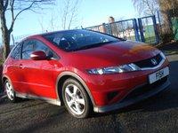 2011 HONDA CIVIC 1.3 I-VTEC TYPE S 3d 98BHP £5490.00