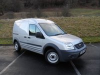 USED 2012 62 FORD TRANSIT CONNECT 1.8 T230 HR DCB VDPF 1d 89 BHP ONE OWNER, FULL SERVICE HISTORY, 5 SEATS, NO VAT.