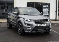 USED 2014 14 LAND ROVER RANGE ROVER EVOQUE 2.2 SD4 PURE TECH FACTORY OVERFINCH 5d AUTO 190 BHP