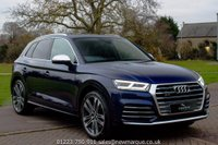 USED 2017 67 AUDI SQ5 3.0 TFSI QUATTRO 5d AUTO 349 BHP UNDER 100 MILES ON THE CLOCK