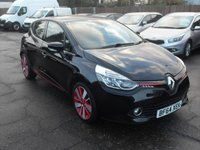 2014 RENAULT CLIO 1.5 DYNAMIQUE S MEDIANAV ENERGY DCI S/S 5d 1 OWNER FROM NEW £SOLD