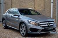 2016 MERCEDES-BENZ GLA-CLASS 2.1 GLA200 AMG Line 5dr (start/stop) £21990.00