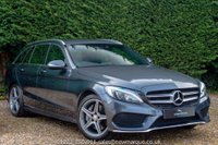 2014 MERCEDES-BENZ C CLASS 2.1 C250 CDI BlueTEC AMG Line 7G-Tronic Plus 5dr (start/stop) £19990.00
