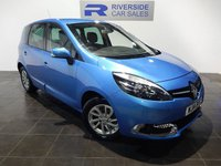 USED 2014 14 RENAULT SCENIC 1.5 DYNAMIQUE TOMTOM DCI EDC 5d 110 BHP