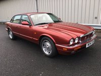 1995 JAGUAR XJ SPORT 3.2 AUTO, STUNNING XJ6 WITH JUST 19K MILES!  £11995.00