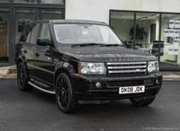 USED 2008 08 LAND ROVER RANGE ROVER SPORT 3.6 TDV8 SPORT HSE OVERFINCH  5d AUTO 269 BHP