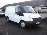 2013 FORD TRANSIT 2.2 280 SWB L/R 100 BHP £6450.00