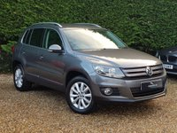 2013 VOLKSWAGEN TIGUAN 2.0 TDI BlueMotion Tech Match Station Wagon 4WD 5dr (start/stop) £11990.00