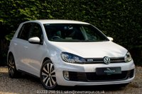 USED 2012 62 VOLKSWAGEN GOLF 2.0 TDI GTD 5dr LOVELY EXAMPLE + FULL LEATHER+
