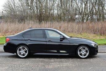 2013 BMW 3 SERIES 2.0 320D M SPORT 4d 181 BHP £12990.00