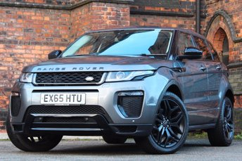 2015 LAND ROVER RANGE ROVER EVOQUE 2.0 TD4 HSE Dynamic Hatchback AWD 5dr (start/stop) £32977.00