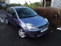 2007 FORD FIESTA 1.2 STYLE 16V 5d 78 BHP £2288.00