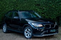 USED 2014 64 BMW X1 2.0 18d SE sDrive 5dr 1 OWNER + FULL BMW HISTORY +