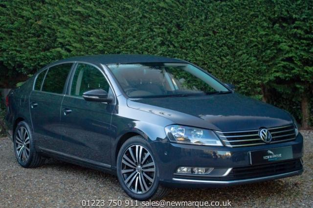 2013 63 VOLKSWAGEN PASSAT 2.0 TDI BlueMotion Tech Sport 4dr (start/stop)