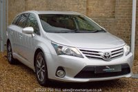 2013 TOYOTA AVENSIS 2.0 D-4D Icon 5dr £8950.00