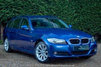 USED 2009 59 BMW 3 SERIES 2.0 318i SE Business Edition Touring 5dr + SAT NAV + LEATHER SEATS +