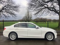 2012 BMW 3 SERIES 2.0 320D LUXURY 4d AUTO 184 BHP £10995.00