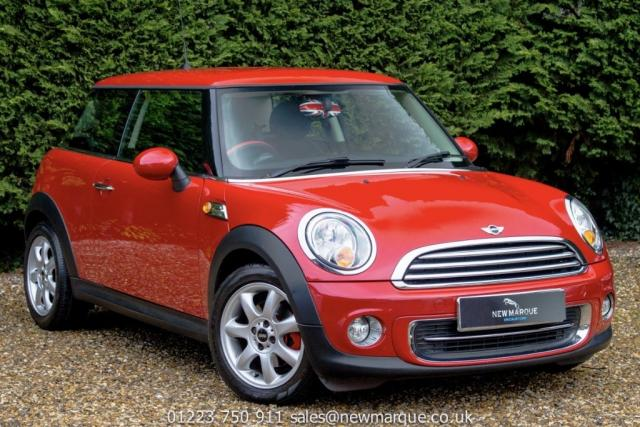 2012 62 MINI HATCH COOPER 1.6 Cooper London 12 3dr
