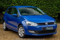 USED 2011 61 VOLKSWAGEN POLO 1.2 TDI Match 5dr +FULL HISTORY +RECENT CAMBELT