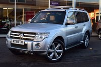 USED 2010 10 MITSUBISHI SHOGUN 3.2 DI-D DIAMOND 5d 197 BHP