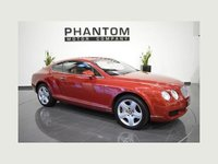 USED 2005 54 BENTLEY CONTINENTAL 6.0 GT SPEED SERIES 51 2d 601 BHP