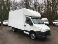 2014 IVECO-FORD DAILY 2.3 35C13 LUTON WITH TAIL LIFT £12995.00