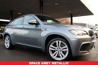 USED 2011 61 BMW X6 4.4 M 4d 548 BHP