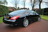 USED 2015 65 MERCEDES-BENZ CLS CLASS 2.1 CLS220 D AMG LINE 4d AUTO 1 OWNER GREAT SPEC LOW MILES PRICED ACCORDINGLY FULL MERCEDES SERVICE HISTORY  BEST FINANCE RATES AVAILABLE ENQUIRE TODAY
