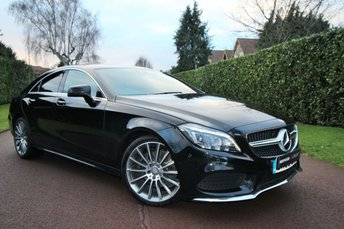 2015 MERCEDES-BENZ CLS CLASS 2.1 CLS220 D AMG LINE 4d AUTO 1 OWNER GREAT SPEC LOW MILES PRICED ACCORDINGLY FULL MERCEDES SERVICE HISTORY  BEST FINANCE RATES AVAILABLE ENQUIRE TODAY  £21995.00