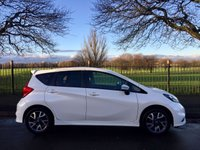 USED 2015 65 NISSAN NOTE 1.2 TEKNA STYLE DIG-S 5d 98 BHP
