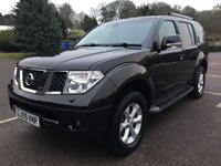 USED 2009 09 NISSAN PATHFINDER 2.5 AVENTURA DCI 5d 169 BHP RESERVED FOR JUSTIN