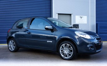 2012 RENAULT CLIO 1.2 DYNAMIQUE TOMTOM 16V 3d 75 BHP £SOLD