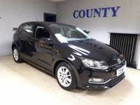 USED 2014 64 VOLKSWAGEN POLO 1.0 SE 5d 74 BHP * ONE OWNER * FULL HISTORY *