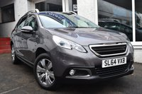 USED 2014 64 PEUGEOT 2008 1.4 HDI ACTIVE 5d 68 BHP STUNNING 2008 WITH LOW MILES
