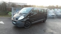 USED 2008 08 RENAULT TRAFIC 2.0 SL27 MOBILITY VAN WITH RAMP DCI 5d AUTO 115 BHP LOW MILEAGE!! 2008 RENAULT TRAFIC MOBILITY VAN WITH RAMP!!
