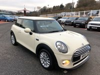USED 2015 15 MINI HATCH COOPER 1.5 COOPER D 3d 114 BHP Full leather, Sat Nav, Media, DAB, Bluetooth, LED Illumination, TLC Pack +++