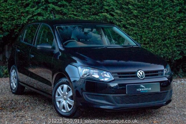 2011 11 VOLKSWAGEN POLO 1.2 S 5dr (a/c)