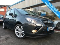 USED 2014 64 VAUXHALL ZAFIRA TOURER 1.4 SRI 5d 138 BHP CRUISE CONTROL, 7 SEATER