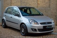 2006 FORD FIESTA  1.25 Zetec Climate 5dr £2490.00
