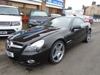 USED 2010 10 MERCEDES-BENZ SL 3.5 SL350 NIGHT EDITION 2d AUTO 315 BHP