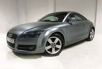 USED 2007 57 AUDI TT 2.0 TFSI 3d 200 BHP FULL SERVICE HISTORY + 12 MONTH MOT + NATIONWIDE WARRANTY INCLUDED
