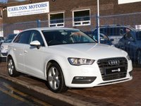 USED 2014 14 AUDI A3 2.0 TDI SPORT 5d  1 OWNER ~ FULL AUDI HISTORY ~ CRUISE CONTROL ~ DAB ~ PRIVACY GLASS ~ £20 ROAD TAX
