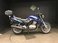 1996 HONDA CB500 34K MILES. JAPANESE MODEL. SERVICED. NEW TYRES.  £1295.00