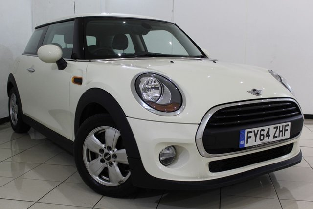 View our 2015 64 MINI HATCH ONE 1.2 ONE 3DR 101 BHP